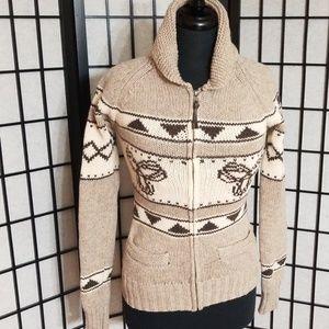 TNA Sea To Sky Wool Sweater